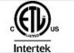 Intertek approval heater