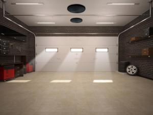 Garage heating solutions radiant Caloray